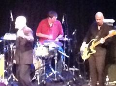The Fabulous Thunderbirds mit Kim Wilson am Blues Festival Baden