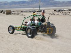 Sand Springs, Nevada, All Terrain Vehicle