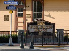 Tehachapi Depot Downtown