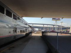 Der Empire Builder in Milwaukee