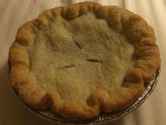 Der Peach-Pie aus dem Gifford-House im Capitol Reef Nationalpark