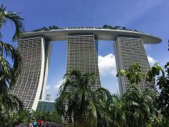 Das Marina Bay Sands in Singapore