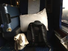 """Roomette des «Coast Starlight»"""