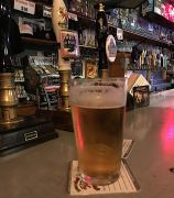 Bier in der Bar «Toronado» in den Heights von San Francisco