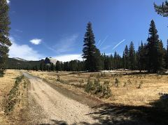 Spazierweg zu den «Soda-Springs» im Yosemite Nationalpark